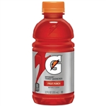 Gatorade Thirst Quencher Fruit Punch 12 oz
