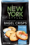 New York Style Bagel Crisps Sea Salt 20 percentage More Free