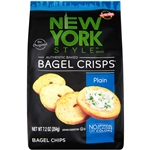 New York Style Bagel Crisps Plain 20 percentage More Free