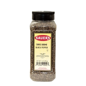 Black Course Pepper - 1 Lb.