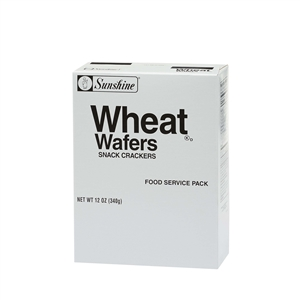 Sunshine Wheat Wafer Cracker - 12 Oz.