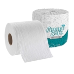 Premium Embossed 2 Ply Bathroom Tissue