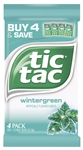 Tic Tac Wintergreen - 4 Oz.