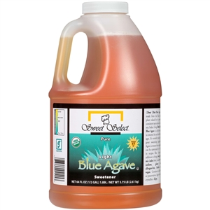 Sweet Select Organic Blue Agave - 5.75 Lb.