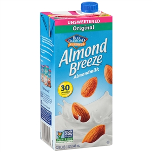 Milk Substitute Almond Unsweetened - 32 Oz.