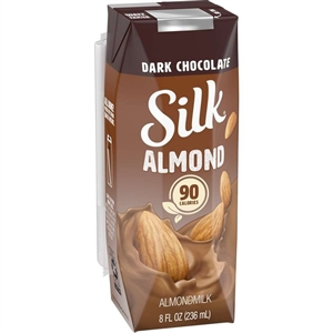 Silk Aseptic Pure Almond Dark Chocolate - 8 Oz.
