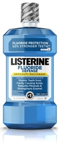 Listerine Mint Shield- 1 Liter
