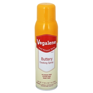 Vegalene Buttery Cooking Spray - 17 oz.