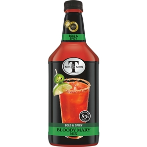 Mmt Bold and Spicy Bloody Mary Mix - 1.75 Liter