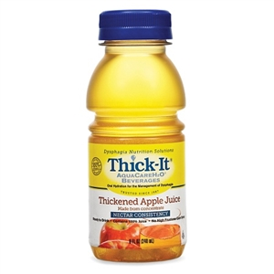Thickened Rtu Apple Juice Nectar Consistency Calorie Carb Gluten Choles Free