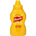 Frenchs Mustard Classic Yellow Squeeze - 8 Oz.