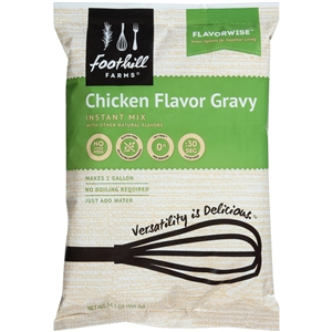 Tuf Instant Chicken Flavored Gravy Mix - 14.1 Oz.