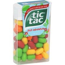 Tic Tac Fruit Adventure - 1 Oz.