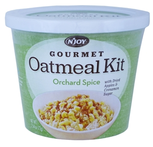 Orchard Spice Oatmeal Kit - 2.54 Oz.