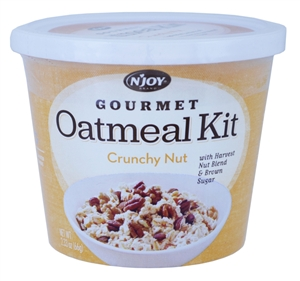 Oatmeal Kit Crunchy Nut - 2.33 Oz.