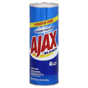 Ajax Cleanser With Bleach - 21 oz.