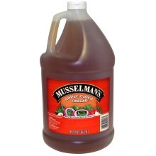 Musselmans Vinegar Pure Apple Cider - 128 fl.oz.