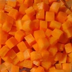 Carrots Diced Can - 7.5 Lb.
