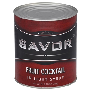 Savor Fruit Cocktail In Light Syrup