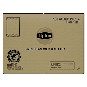 Lipton Tea and Beverages Unsweetened Smooth Blend For Auto Brew