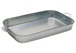 Bake Pan Aluminum - 12 in. x 18 in.