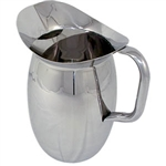 Pitcher Bell Stainless Steel 2 Quart Guard