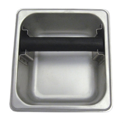 Knock Box Stainless Steel - 4 in.