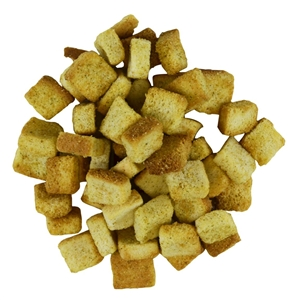 Crouton Butter and Garlic Trans Fat Free - 2.5 Lb.