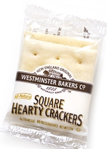 All Natural Square Cracker