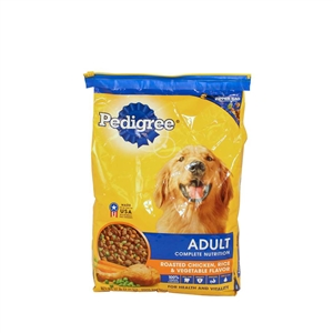 Pedigree Dog Food Adult Complete Nutrition - 17 Lb.