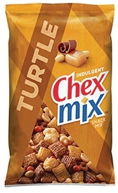 Chex Mix Snack Mix Chocolate Turtle - 4.5 oz.