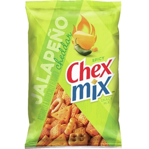 Chex Mix Jalapeno Cheddar Snack Mix - 3.75 oz.