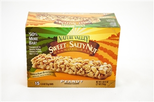 Nature Valley Chewy Sweet and Salty Granola Bar
