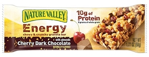 Nature Valley Recharge Dark Chocolate Cherry Bar