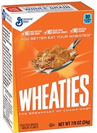 Wheaties Cereal - 10.9 oz.