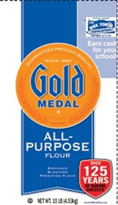 Gold Medal All Purpose Flour - 10 lb.
