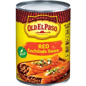 Old El Paso Red Enchilada Sauce Mild - 10 Oz.