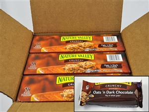 Nature Valley Oat and Dark Chocolate Granola Bar