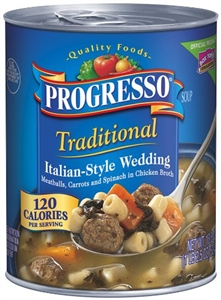 Progresso Italian-Style Wedding Soup - 18.5 oz.
