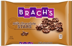 Milk Chocolate Stars Candy - 12 oz.