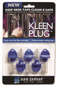 5 In A Blister Pack Kleen Plug