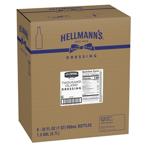 Hellmanns Thousand Island - 32 Oz.