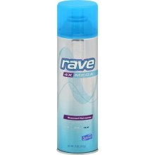 Rave Hair Spray Mega Scented Aerosol - 11 Oz.