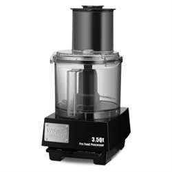 Food Processor Commercial Liquilock Seal System - 3.5 Qt.