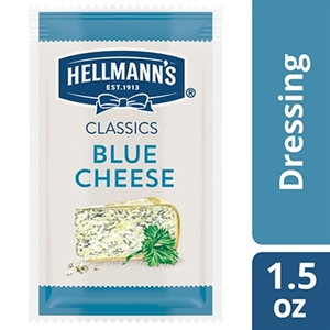 Hellmanns Chunky Blue Cheese  - 1.5 Oz.