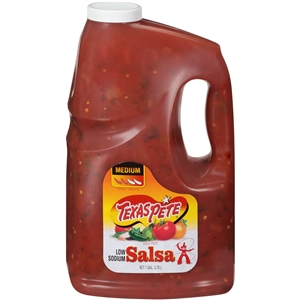 Texas Pete Medium Salsa - 1 Gallon
