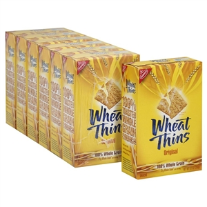 Wheat Thins Original Crackers - 9.1 Oz.