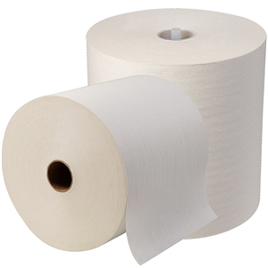 SofPull Hardwound Roll Paper Towel White