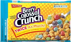Cereal Berry Colossal Crunch - 14 Oz.