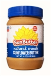 Sunflower Seed Spread Natural Crunch - 1 Lb.